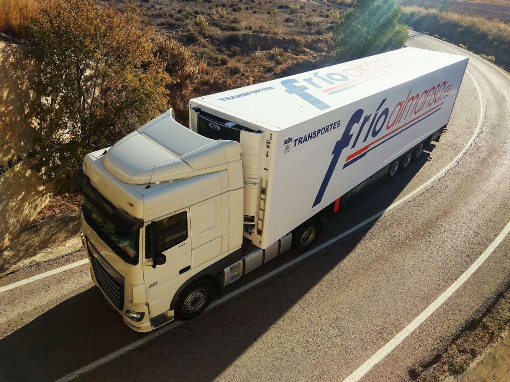 transportes internacionales frio almansa transporte por carretera de mercancía congelada en grupaje3